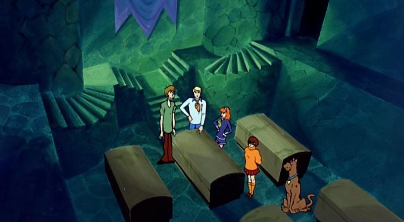 Room of Coffins