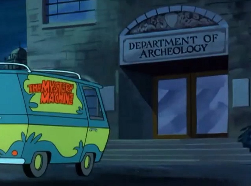 department of archeology