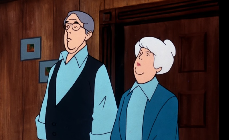 Mr. and Mrs. Jenkins