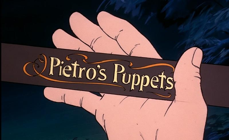 Pietro's Puppets