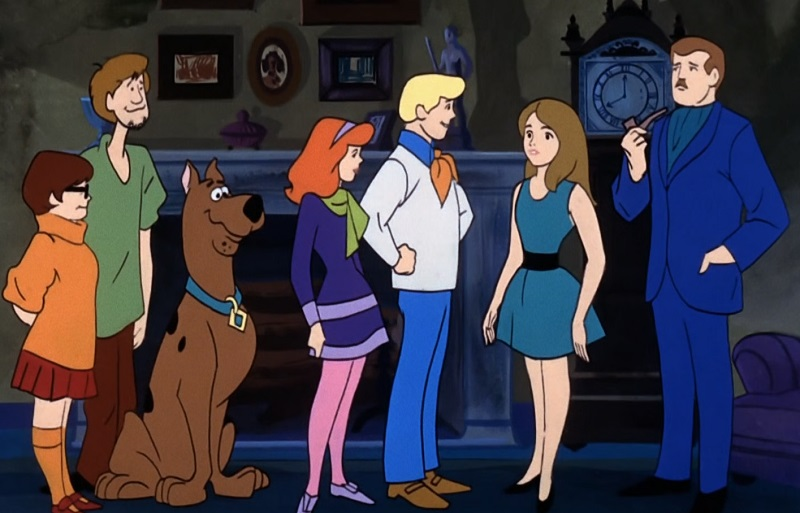 Scooby Gang with Sharon Wetherby