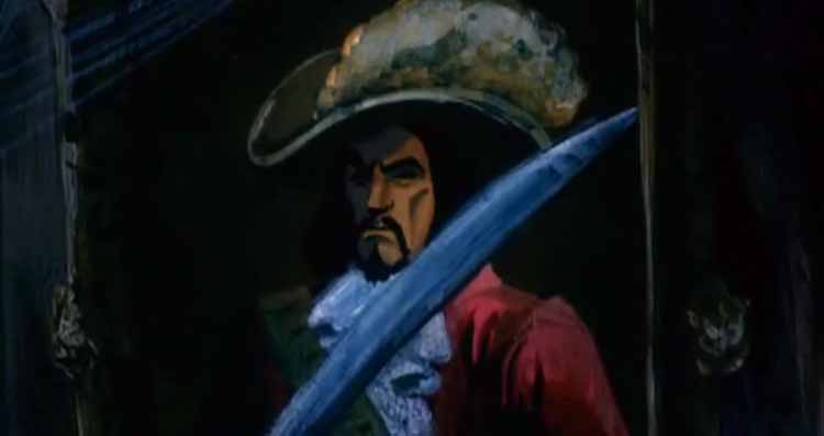 Vasquez the Pirate