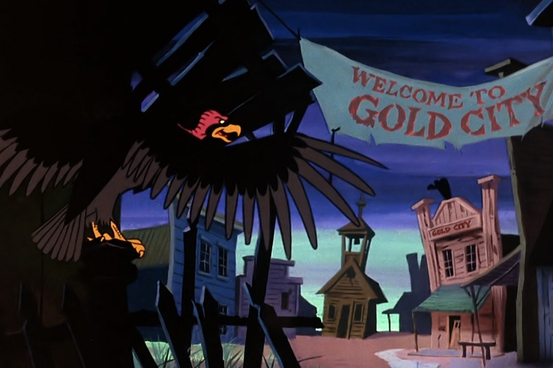 welcome to Gold City