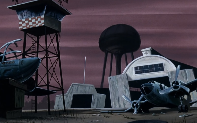 Abandoned Airfield