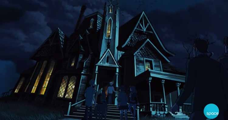 Night of Fright House