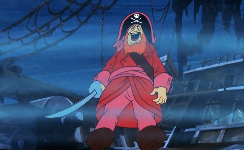 Red Beard the Pirate