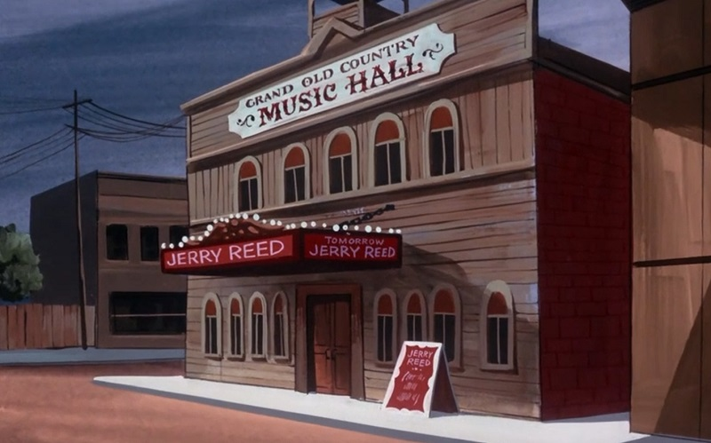 Grand Old Country Music Hall