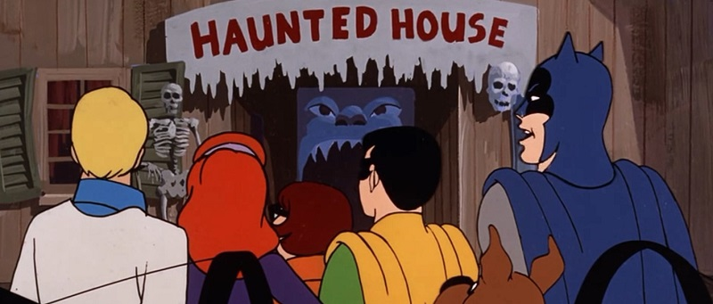 Haunted House attraction