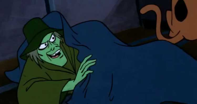 Hyde in the Mystery Machine