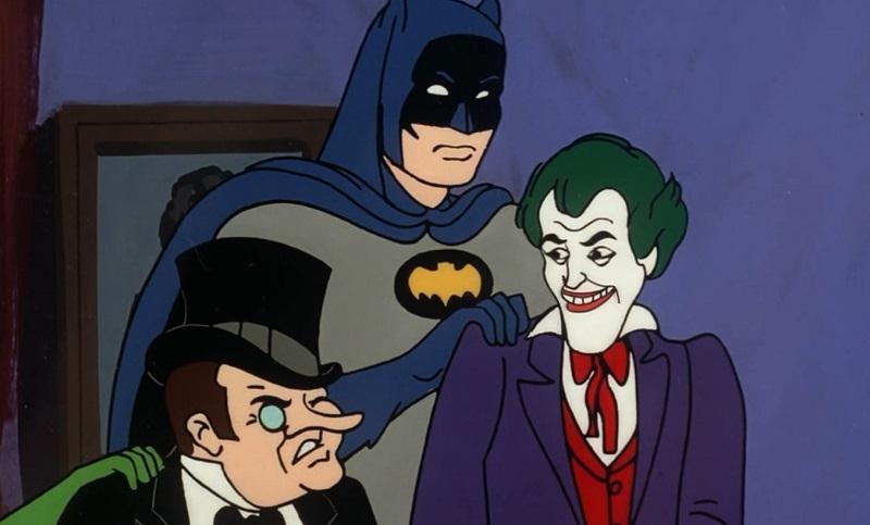 Joker and Penguin Caught