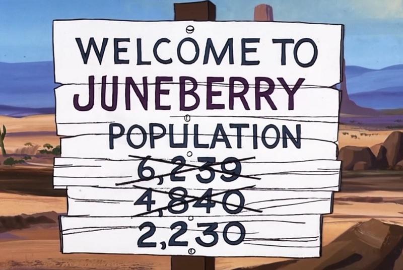 Juneberry Population