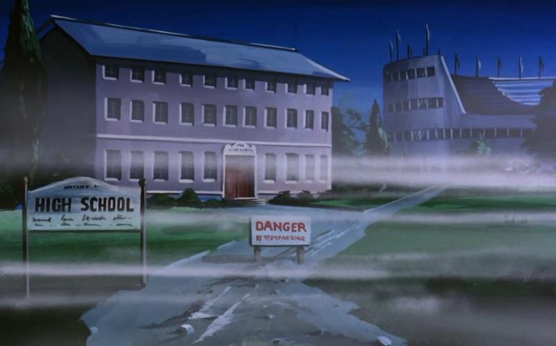 Velma Dinkley's High School