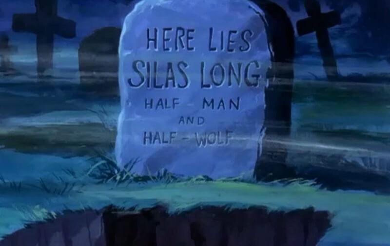 Silas Long grave