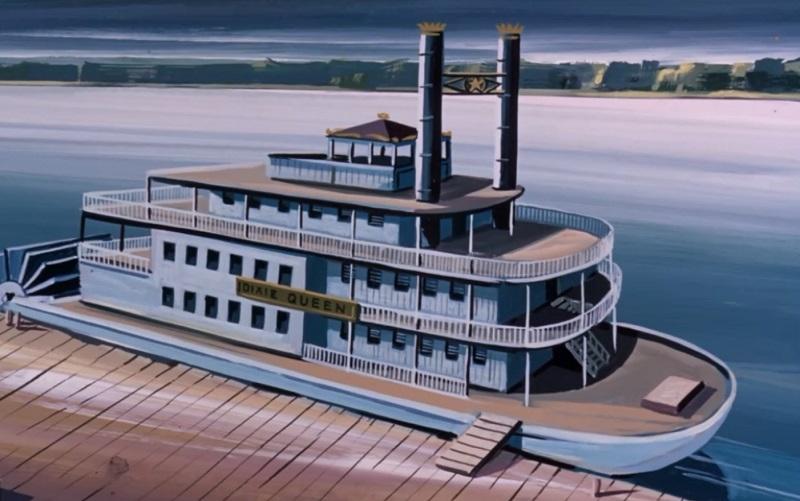 Dixie Queen Showboat