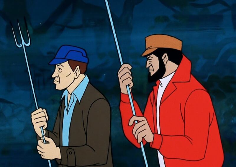 zeb and zeke fishing