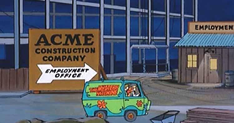 Acme Construction Site