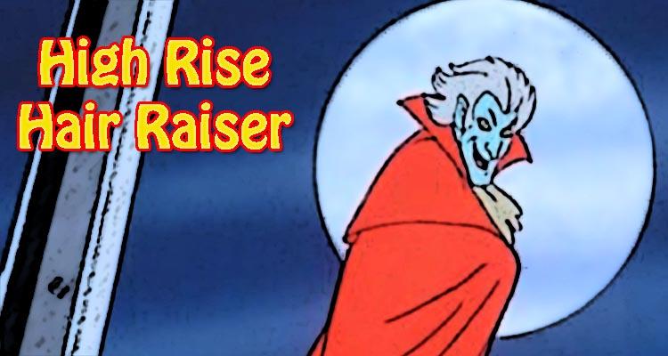 High Rise Hair Raiser