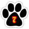 seven paws