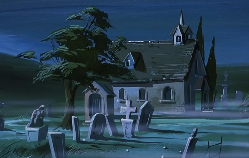 Church at Midnight