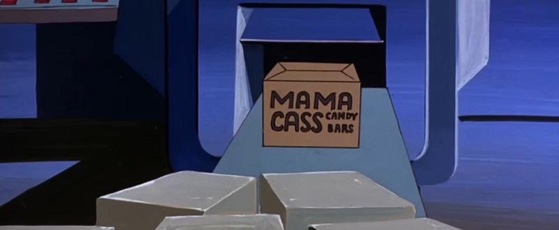 Mama Cass Candy Bars