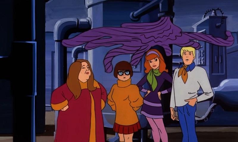 Cass Eliot on Scooby-Doo