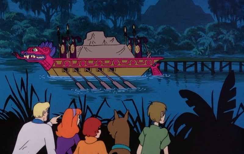 Phantom Barge
